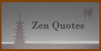 zen quotes like success